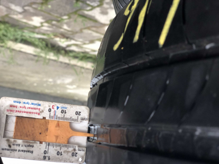 set 2 anvelope 215/60 R16 95V sh vara Michelin 6mm cu garantie [5]