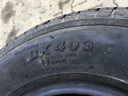 set 2 anvelope 155/80 R13 84N sh vara M+S Security 5mm cu garantie [5]