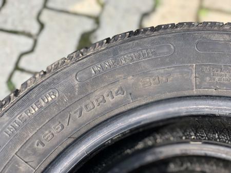 set 2 anvelope 165/70 R14 81T sh vara Fulda 4.5mm cu garantie [4]