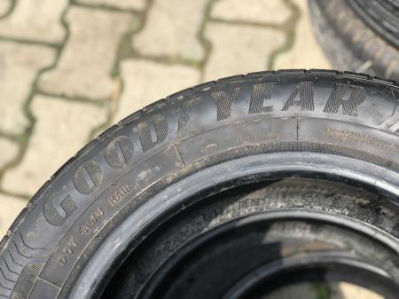 set 2 anvelope 165/70 R14 81T sh vara Goodyear 4.5mm cu garantie [3]