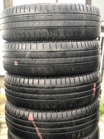 set 4 anvelope 195/65 R15 91H sh vara Michelin 5mm cu garantie [0]