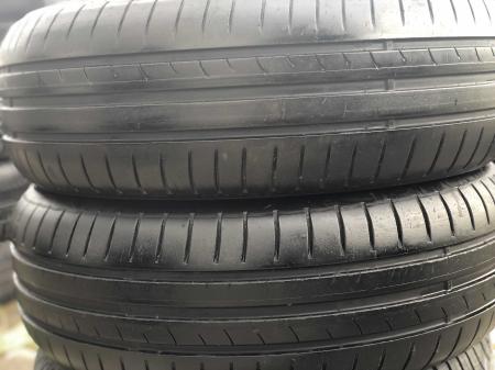 set 2 anvelope 195/65 R15 91H sh vara Dunlop 5.5mm cu garantie [0]