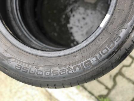 set 2 anvelope 195/65 R15 91H sh vara Dunlop 5.5mm cu garantie [3]