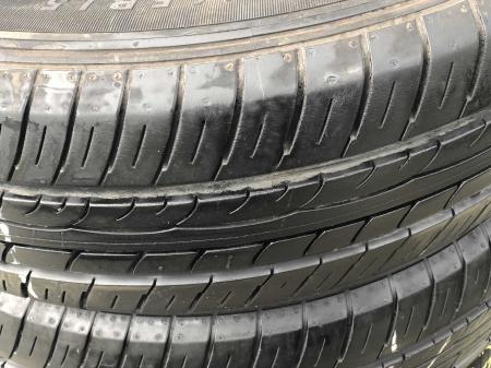 set 4 anvelope 175/65 R15 84H sh vara Dunlop 6mm cu garantie [4]