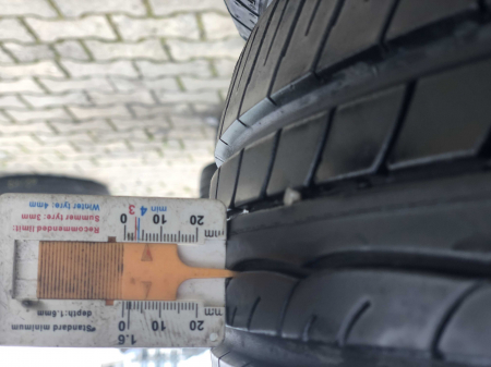 set 4 anvelope 175/65 R15 84H sh vara Dunlop 6mm cu garantie [7]