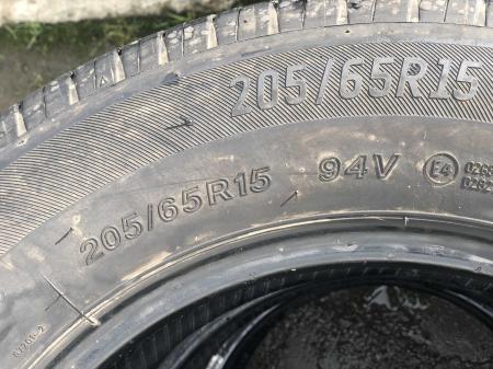 set 2 anvelope 205/65 R15 94V sh vara Lassa 6mm cu garantie [4]