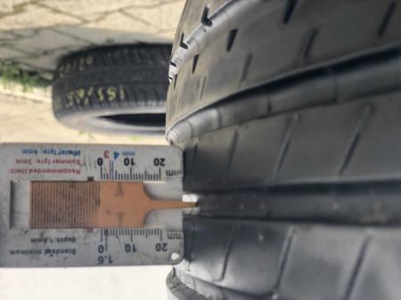 set 2 anvelope 205/65 R15 94V sh vara Lassa 6mm cu garantie [6]