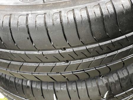 set 2 anvelope 165/65 R15 81T sh vara Michelin 5mm cu garantie [2]