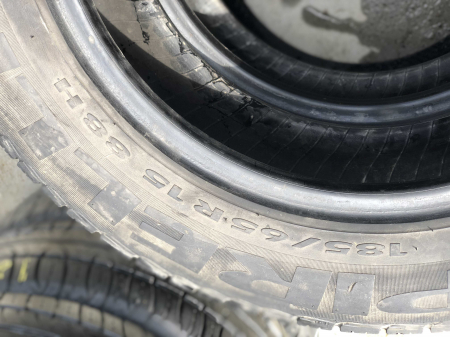 set 2 anvelope 185/65 R15 88H sh vara Pirelli 5.5mm cu garantie [6]