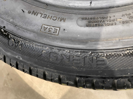 set 2 anvelope 185/65 R15 88T sh vara Michelin 6mm cu garantie [5]