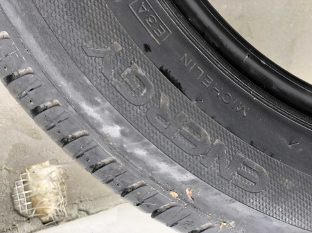 set 4 anvelope 175/65 R15 84H sh vara Michelin 7mm cu garantie [6]