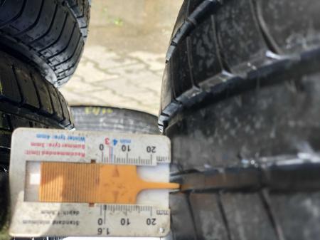set 2 anvelope 195/50 R15 82V sh vara Dunlop 5mm cu garantie [5]