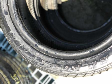 set 2 anvelope 195/50 R15 82V sh vara Dunlop 8mm cu garantie [3]