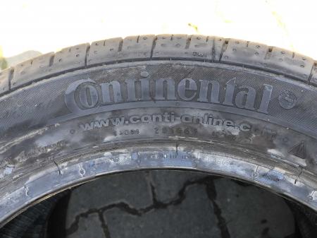 set 2 anvelope 195/50 R15 82H sh vara Continental 7mm cu garantie [5]