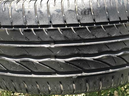 set 2 anvelope 195/50 R15 82V sh vara Bridgestone 6mm cu garantie [1]