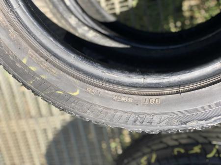 set 2 anvelope 195/50 R15 82V sh vara Bridgestone 6mm cu garantie [5]