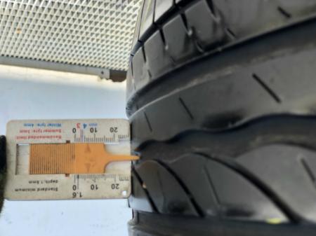 set 2 anvelope 195/50 R15 82V sh vara Bridgestone 6mm cu garantie [6]