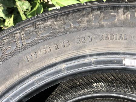 set 2 anvelope 195/55 R15 85V sh vara Performance 5mm cu garantie [4]