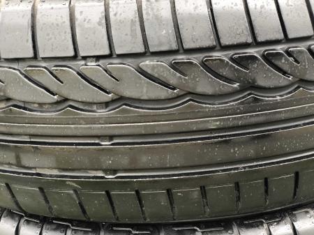 set 4 anvelope 185/60 R15 84H sh vara Dunlop 6mm cu garantie [1]