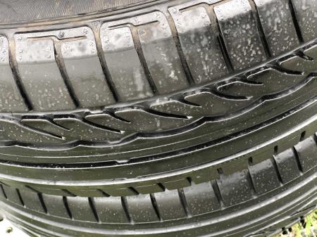 set 4 anvelope 185/60 R15 84H sh vara Dunlop 6mm cu garantie [2]
