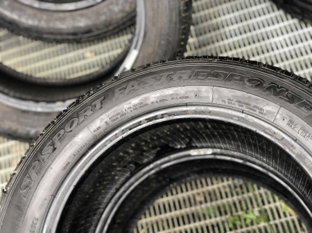 set 4 anvelope 185/60 R15 88H sh vara Dunlop 6mm cu garantie [5]
