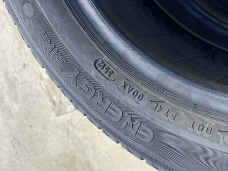 set 2 anvelope 175/65 R15 84H sh vara Michelin 6mm cu garantie [5]