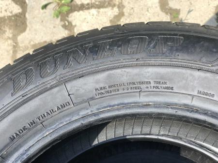 set 2 anvelope 175/65 R15 84T sh vara Dunlop 4mm cu garantie [4]
