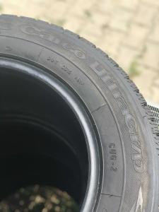 set 4 anvelope 215/65 R15C sh iarna Goodyear 6.5mm cu garantie4