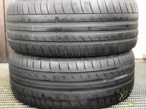 set 2 anvelope 255/55 R18 sh vara Dunlop 5mm cu garantie0