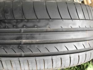 set 2 anvelope 255/55 R18 sh vara Dunlop 5mm cu garantie1
