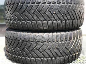 set 2 anvelope 245/45 R18 RunFlat sh iarna Dunlop 6.5mm cu garantie [0]