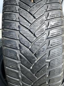 set 2 anvelope 245/45 R18 RunFlat sh iarna Dunlop 6.5mm cu garantie [1]