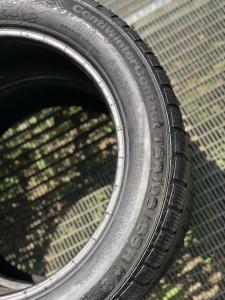 set 2 anvelope 245/50 R18 sh iarna Continental 5mm cu garantie4