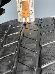 set 2 anvelope 245/50 R18 sh iarna Continental 5mm cu garantie5