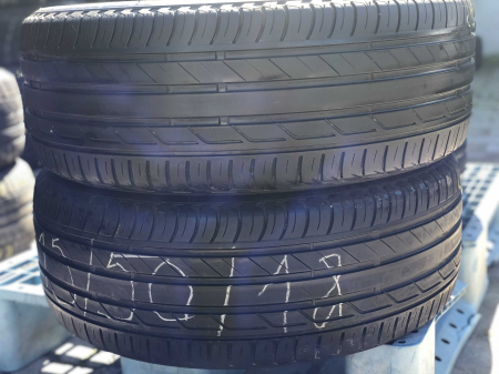 set 2 anvelope 215/50 R18 sh vara Bridgestone 5mm cu garantie [0]