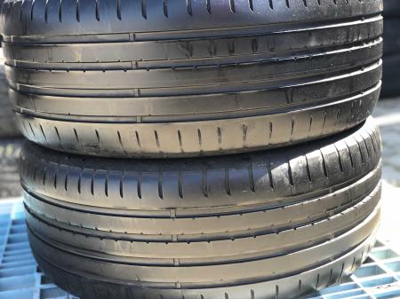 set 2 anvelope 245/45 R18 sh vara Goodyear 5 mm cu garantie [0]