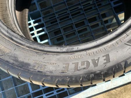 set 2 anvelope 245/45 R18 sh vara Goodyear 5 mm cu garantie [3]