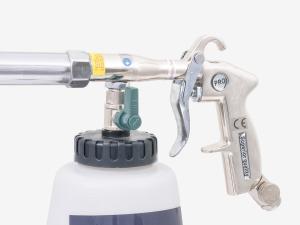 Pistol pentru curatat interioare auto, Benbow 056, Excentric metalic [3]