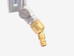 Pistol pentru curatat interioare auto, Benbow 056, Excentric metalic [4]
