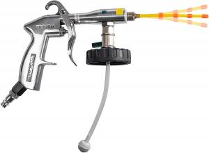 Pistol Premium, Dispozitiv de curatare interioare auto, Benbow 003 cu perie, 1000ml5