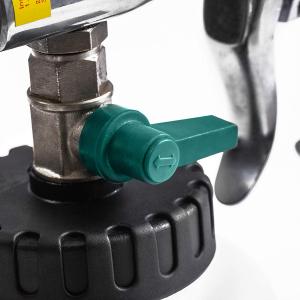 Pistol Premium, Dispozitiv de curatare interioare auto, Benbow 003 cu perie, 1000ml8