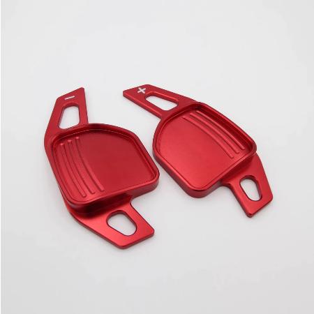Set 2 padele volan pentru Audi, Shift Paddle, Audi A3 S3 A4 S4 B8 A5 S5 A6 S6 A8 Q5 Q7 TT [1]