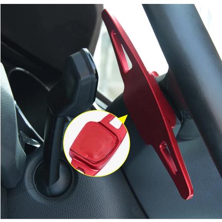 Set 2 padele volan pentru VW, Shift Paddle, VW Golf7.5 MK7 Golf8 MK8 VW POLO MK6 Touareg Passat B8 2017-2020 [4]