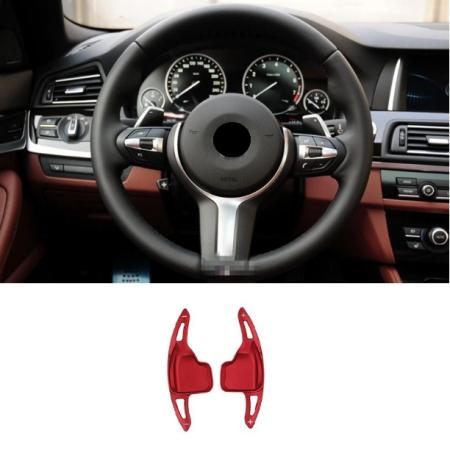 Set 2 padele volan pentru BMW, Shift Paddle, BMW F30 F31 F32 F10 F20 F22 F15 F16 X1 X3 X4 X5 X6 [3]