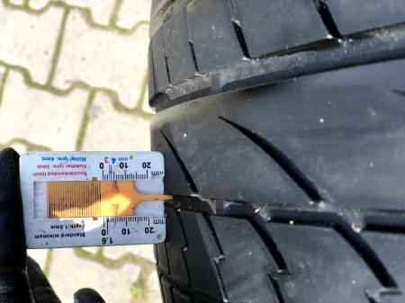 set 2 anvelope 255/45 R19 sh vara Continental 5mm cu garantie [6]