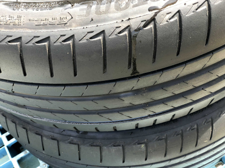 set 2 anvelope 225/40 R19 sh vara Bridgestone 5.5mm cu garantie [2]
