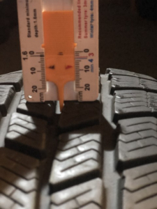 set 2 anvelope 185/65 r15 sh iarna Barum 7.5mm cu garantie5