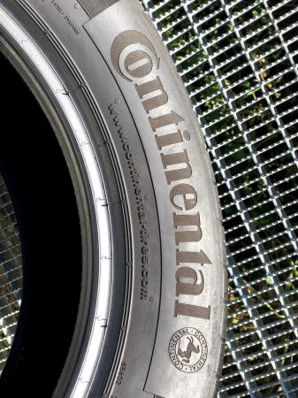 set 2 anvelope 205/55 R16 sh vara Continental 6mm cu garantie2