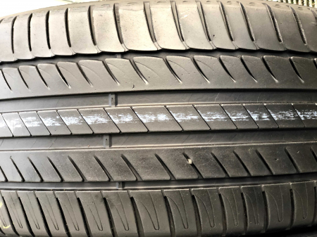 set 2 anvelope 255/45 R18 sh vara Michelin 7mm cu garantie1