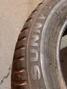 set 2 anvelope 195/60 R16c sh iarna Sunny 6mm cu garantie2